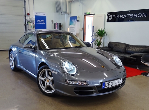 Porsche 997 911 Carrera 3.6