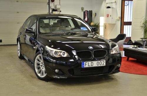 BMW 523I M-Sport