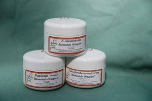 E-vitamincreme