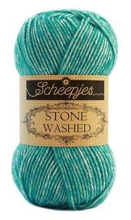 Stone Washed - fg 824 Turquoise