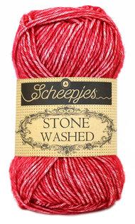 Stone Washed - fg 807 Red Jasper
