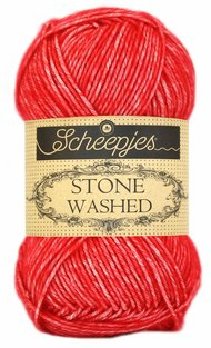 Stone Washed - fg 823 Carnelian