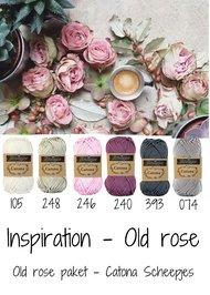 Old rose paket - 12 pack