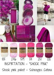 Shock Pink paket -  12 pack