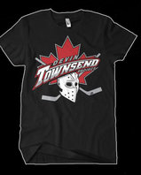 "Devin Townsend Project - ""Hockey Logo"" T-shirt"
