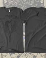 "Paradise Lost - ""Tragic Angel"" Grå T-shirt"