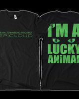 """Devin Townsend Project - """"Lucky Animal"""" T-shirt"""