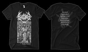 "Bloodbath - ""Morbid Woodcut"" T-shirt"