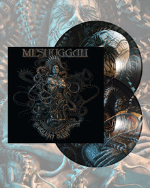 """Meshuggah - """"The Violent Sleep of Reason"""" 2xLP Picture Disc"""