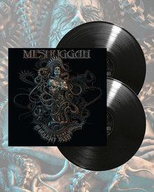 "Meshuggah - ""The Violent Sleep of Reason"" 2xLP Black vinyl"