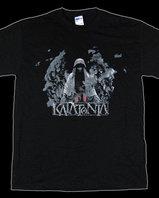 """Katatonia - """"New Night Over Scandinavia 2010"""" T-Shirt"""