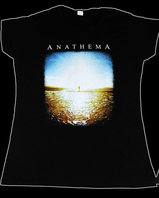 """Anathema - """"We're Here Because We're Here"""" Girlie"""