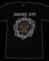 """Paradise Lost - """"Crown of Thorns"""" T-shirt"""