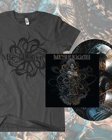 "Meshuggah - 2xLP Picture Disc + ""Spine"" T-shirt"