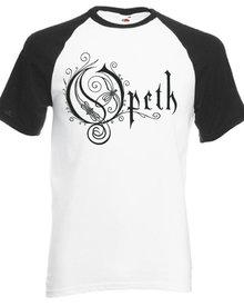 "Opeth - ""Baseball"" T-shirt"