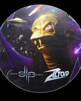 "Devin Townsend Project - ""Ziltoid"" Slipmat"