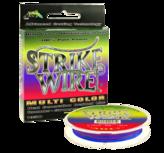 Strike Wire Multi Color flätlina  275m