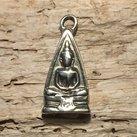 Buddha amulett, 31x14mm