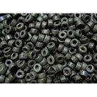 Keramikpärlor 6x4mm - Hematit