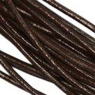 Äkta läder, Brun 3mm