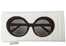 Fodral Solglasögon rund