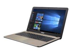 """ASUS X540LA (GR692T) VivoBook 15,6"""" Kvalitets bärbara med elegant ytbehandling och med låg vikt"""