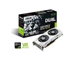 ASUS Geforce GTX1070 8GB, DUAL cooler