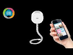 D-Link mydlink Home, vattensensor, WiFi  - Bli varnad var du än är när en läcka upptäcks i ditt hem
