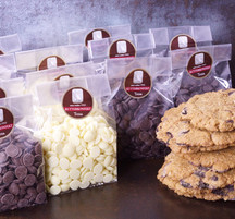 Chokladprickar - Vit choklad