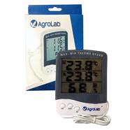 Agrolab - Temperatur/Hygrometer