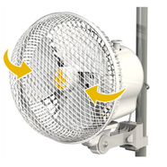SJ Monkey Fan Oscillating 17cm - 20W