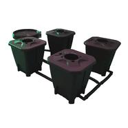 IWS Oxy-Pot R-DWC 24 Pot System