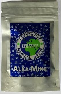 Alka-Mine 1x30 tepåsar (30 liter)