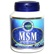 MSM med pH-mineraler (Cormin)