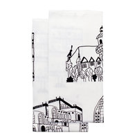 2-pack Kitchen Towels Stockholm by Livstycket