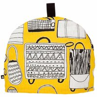 Tea Cosy The whole world in one bag