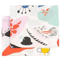 2-pack Pillow Slip Hats on for the world's women