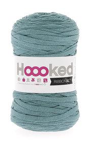 Hoooked Ribbon XL - emerald splash
