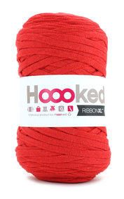 Hoooked Ribbon XL - lipstick red