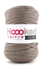 Hoooked Ribbon XL - earth taupe