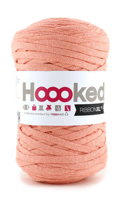 Hoooked Ribbon XL - iced apricot