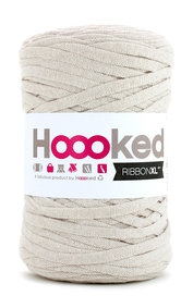 Hoooked Ribbon XL - sandy ecru