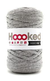 Hoooked Ribbon XL - silver grey