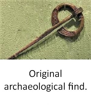 Fibula de Bronze, Norway