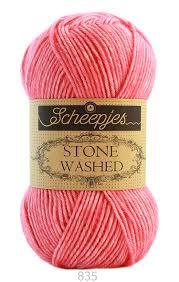 Stone Washed - fg 835 Rhodochrosite