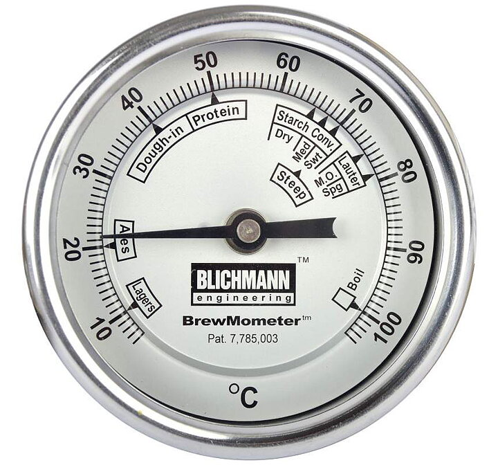 Humlegårdens Ekolager - BrewMometer fast m. genomföring 4c87640ec95b2