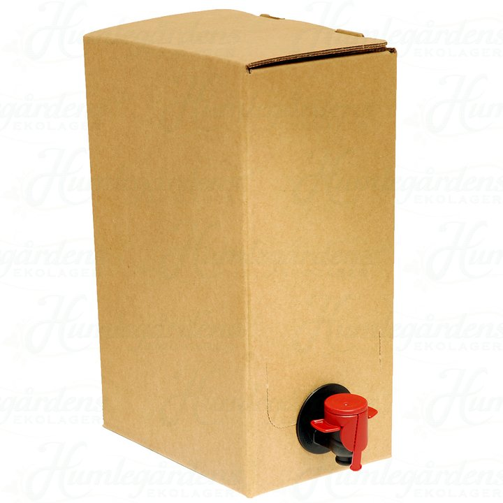 Bag In Box Brown And Alu 3 L