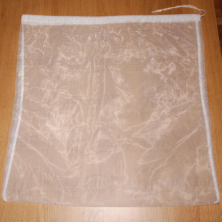 Humlegårdens Ekolager - filterpåse nylon 60 x 60 cm med dragsnöre c5a829a45f070