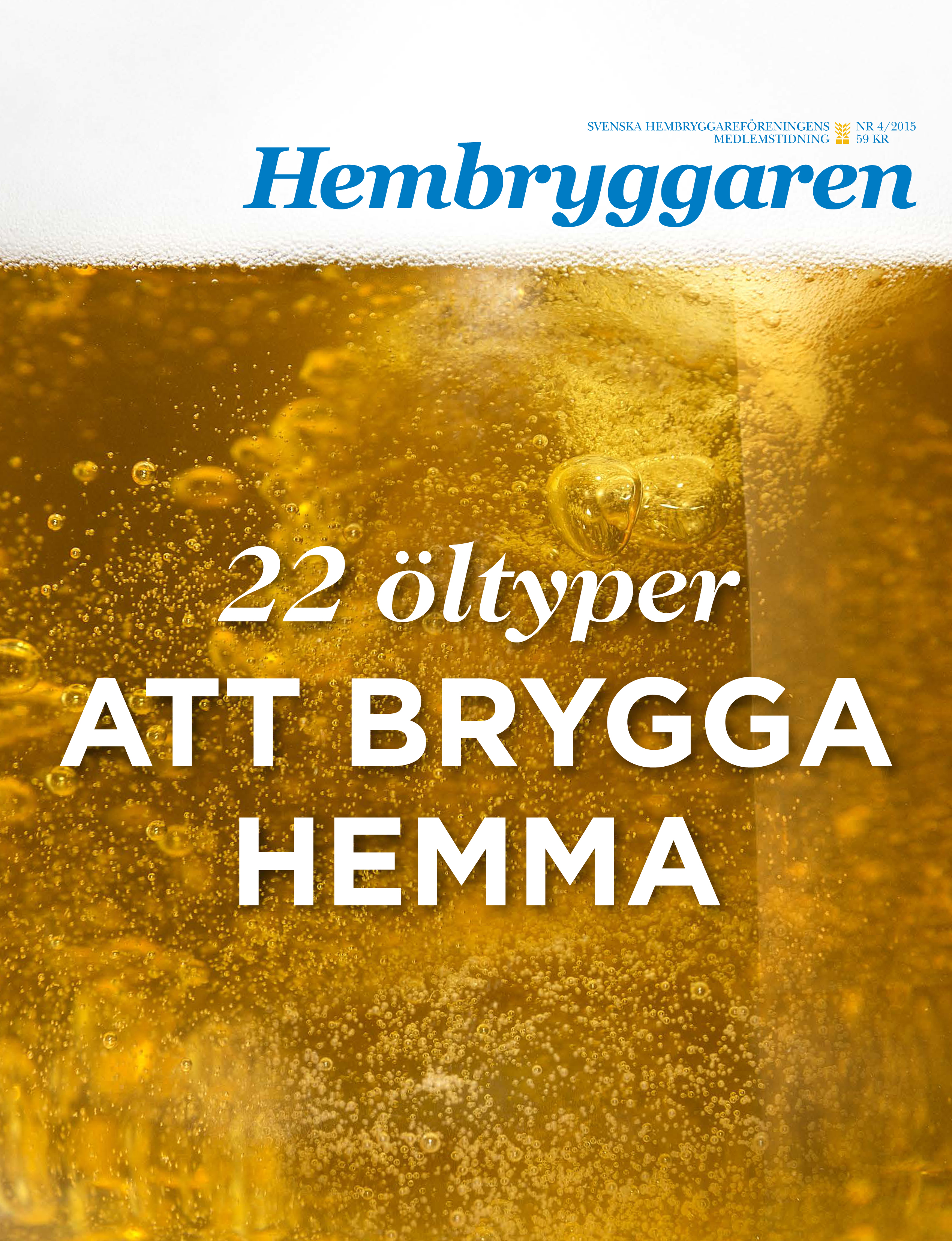 BRYGGA LAGER HEMMA