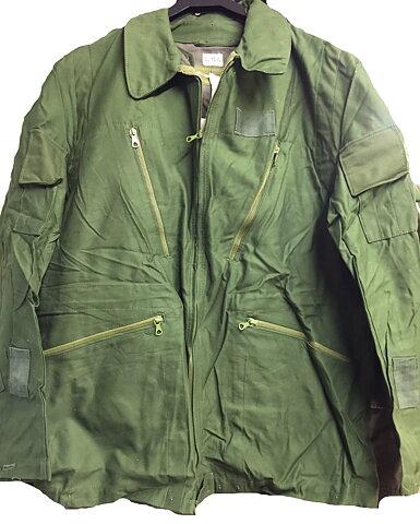 Swedish army field jacket m 69P tank crew armour tank regiment. NEW 894ae7967d